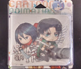 Attack On Titan Chibi Coin Wallet