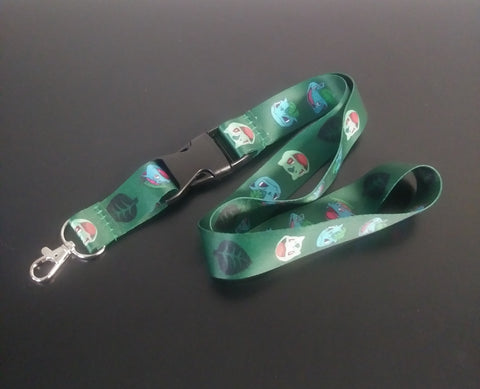 Lanyard Pokemon Bulbasaur