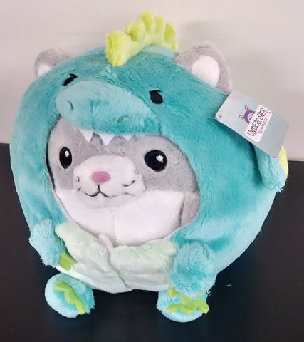 Squishable Undercover Kitty in Dragon