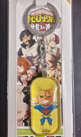 Keychain MHA Dogtag All-Might