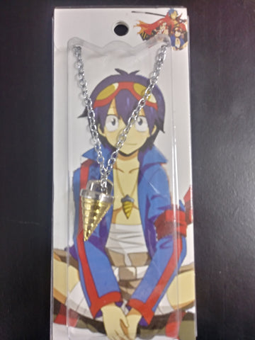Necklace Gurren Lagann Drill