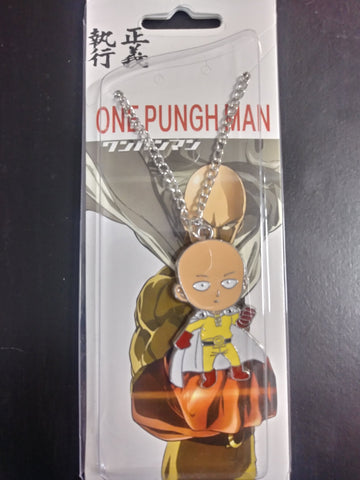 Necklace One Punch Chibi