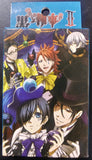Poker Deck Black Butler Circus