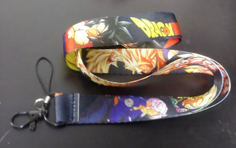 Lanyard  Dragon Ball Z to GT