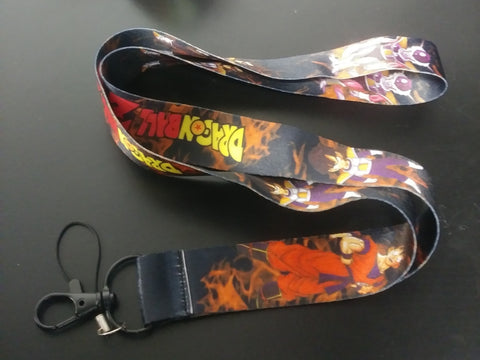 Lanyard Dragon Ball Z