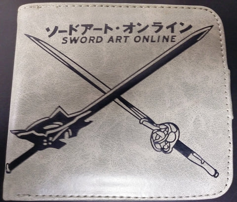 Wallet Double Decker Logo Sword Art Online