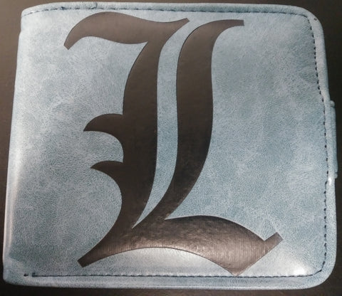 Wallet Double Decker Logo Death Note