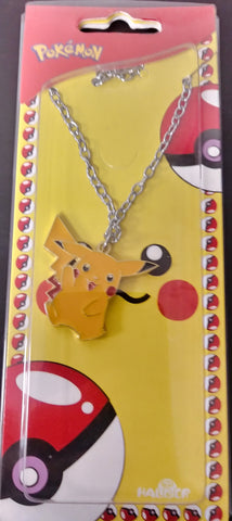 Necklace Pokemon Pikachu Necklace