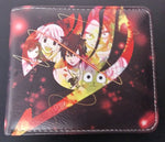 Wallet Fairy Tail Red