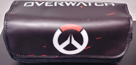 Double Zipper Bag Overwatch
