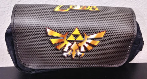 Double Zipper Bag Zelda