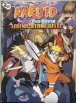 DVD Naruto The Movie Legend of the Stone of Gelel
