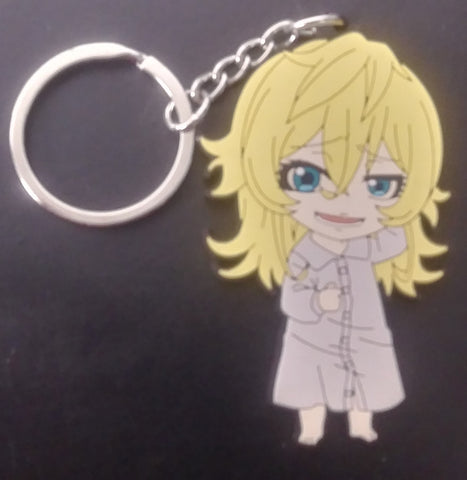 Saga of Tanya the Evil Night Keychain