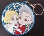 Seven Deadly Sins Ban and Elaine Keychain