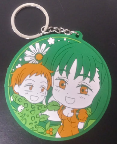 Keychain Seven Deadly Sins Diane and King
