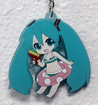 Keychain Vocaloids Miku Swimsuit with Tube