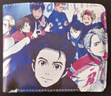 Wallet Yuri on Ice - Everyone
