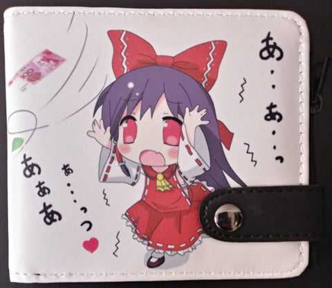 Wallet Chibi Coin Touhou Project