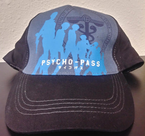 Hat Psycho-Pass Group Silhouette