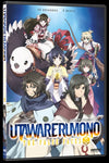 Utawarerumono The False Faces DVD Complete Collection Sealed