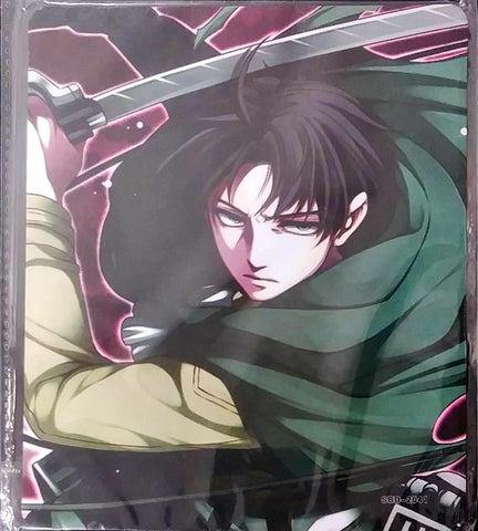 Attack on Titan Levi Pose Mouse Pad