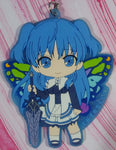 WorldEnd Chtholly Rubber Keychain
