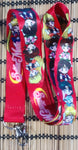 Sailor Moon Red Chibi Lanyard
