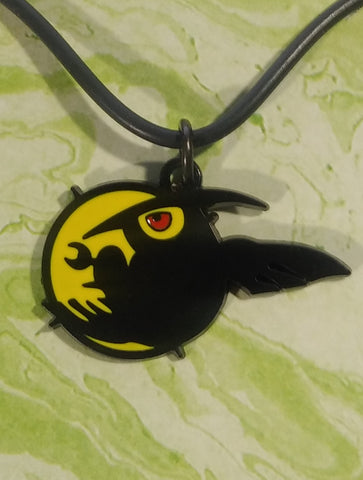 Akame ga Kill Night Raid Insignia Necklace