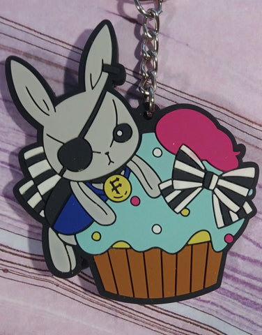 Black Butler Alice In Wonderland Ciel Keychain