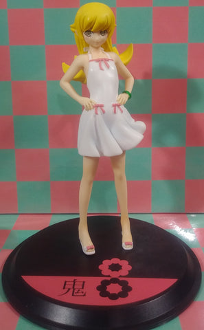 Monogatari Shinobu Oshino Summer Dress Figure