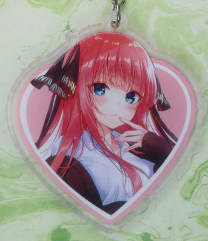 The Quintessential Quintuplets Nino Acrylic Keychain
