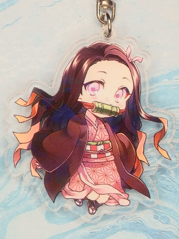 Demon Slayer Nezuko Acrylic Keychain