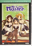 He is my Master Complete Collection Sentai Selects DVD Sealed