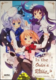 Is the Order a Rabbit? Season 1 DVD Complete Collection Sealed