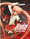 Aria the Scarlet Ammo Limited Edition Blu-ray/DVD Complete Collection Sealed