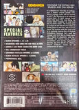 Genshiken Dx Season 1 + OVA DVD Sealed