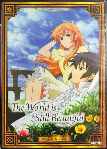 The World is Still Beautiful DVD Complete Collection Sealed