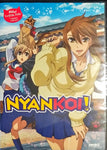 Nyankoi! DVD Complete Collection Sealed