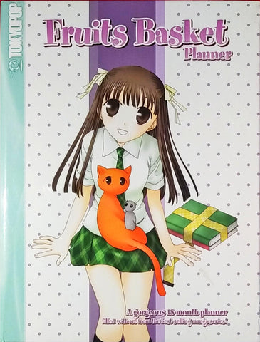 Fruits Basket 18 Month Planner