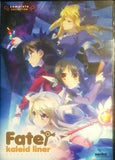 Fate/Kaleid Liner Prisma Illya DVD Complete Collection Sealed