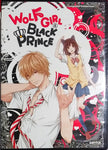 Wolf Girl & Black Prince DVD Complete Collection Sealed