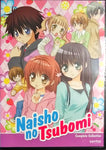 Naisho no Tsubomi DVD Complete Collection Sealed