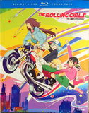 The Rolling Girls Blu-ray/DVD Complete Collection Sealed