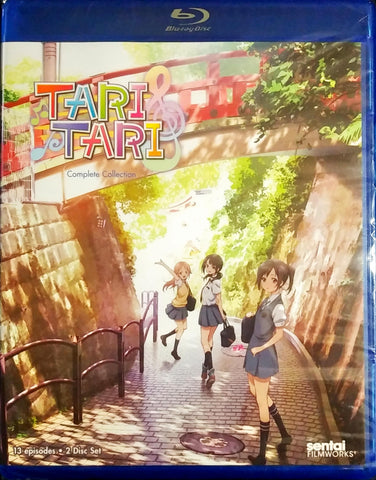 Tari Tari Blu-ray Complete Collection Sealed