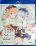 Is the Order a Rabbit? Season 2 Blu-ray Complete Collection Sealed