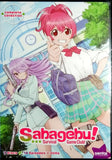Sabagebu! Survival Game Club DVD Complete Collection Sealed
