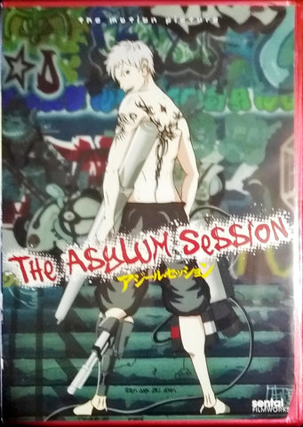 The Asylum Session DVD Complete Collection Sealed