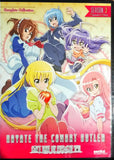 Hayate the Combat Butler Season 1-4 and Movie Complete Series Sealed