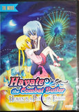 Hayate the Combat Butler The Movie Heaven is a Place on Earth DVD Sealed