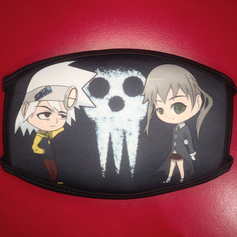 Soul Eater ANIMEinU Face Mask